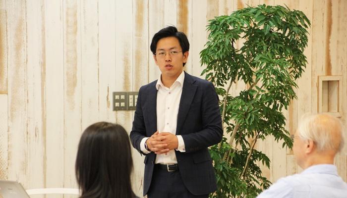 ワウテック株式会社 ソリューションセールス本部 パートナーセールス部 熊谷元喜